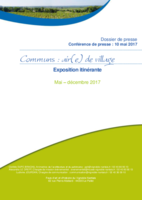 Dossier de presse Communs airedevillage final
